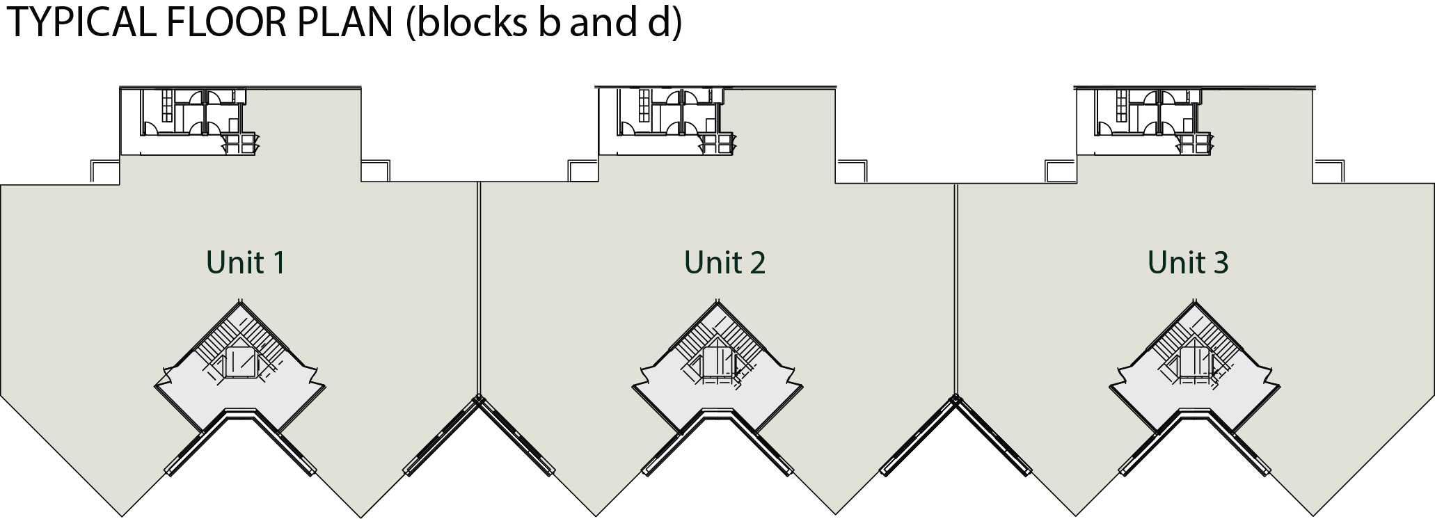 Office Plan Block B&D